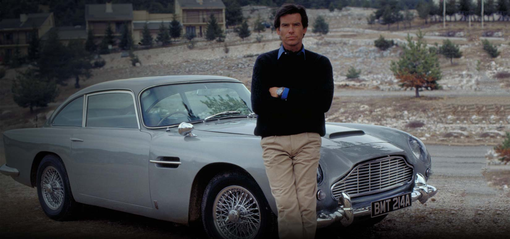 James Bond Le Auto Di Goldeneye Widemovie
