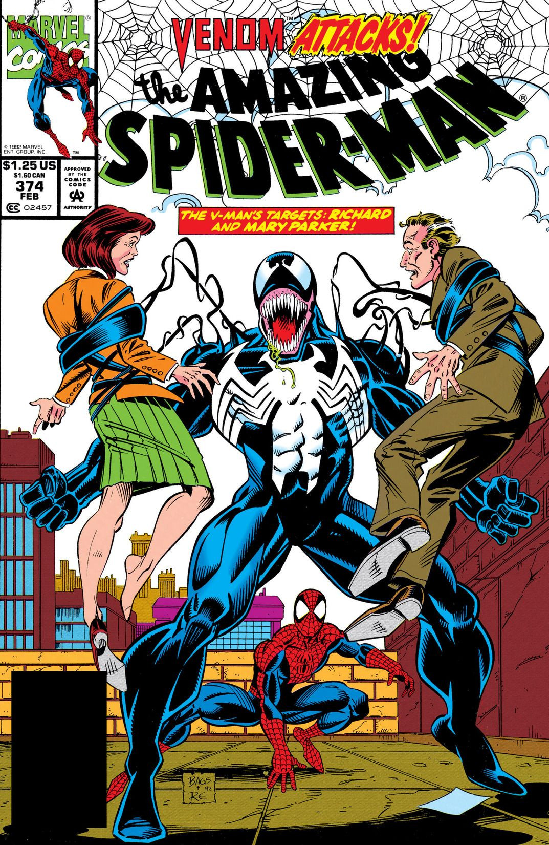 Amazing Spider-Man # 374