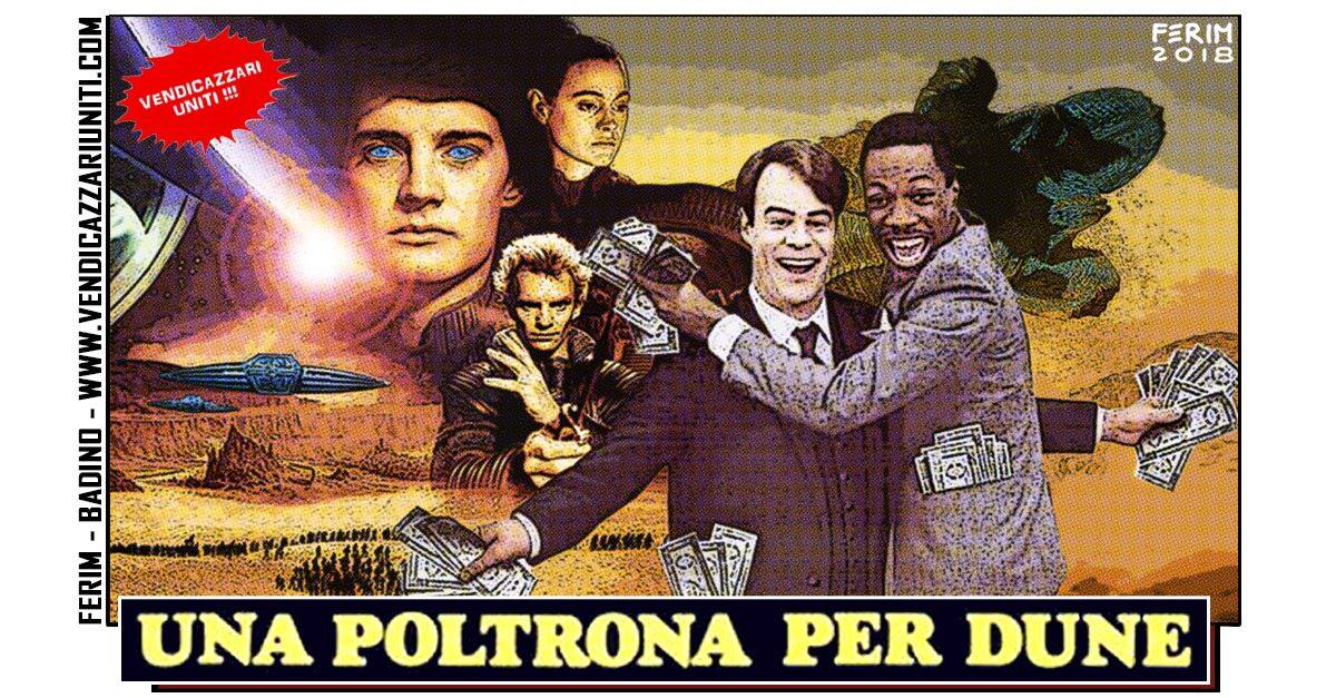 Un appuntamento imperdibile anche nel deserto widemovie for Una poltrona per due trailer
