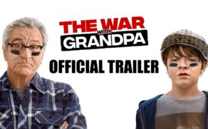 The War with Grandpa commedia con Robert De Niro: Trailer…
