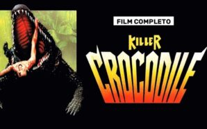 KILLER CROCODILE di Fabrizio De Angelis: FILM COMPLETO ITALIANO